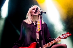 Courtney Love with The Tommyhawks LIVE Perth 13 Aug 2014 by Stuart McKay
