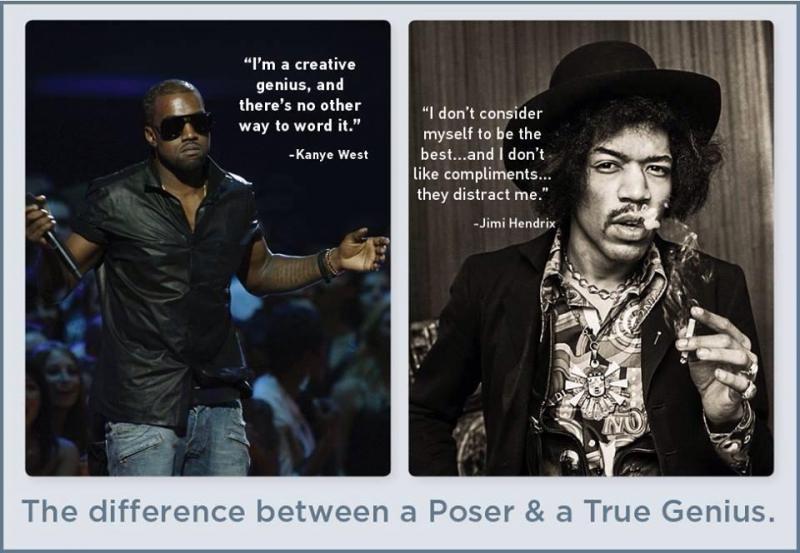 Poser vs Wanker