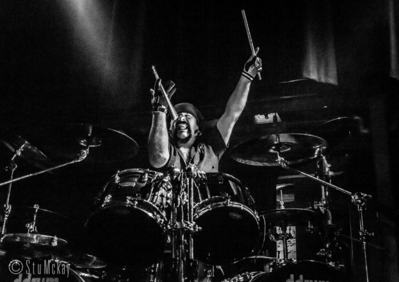 LIVE in Perth - HELLYEAH by Stuart McKay  (1)