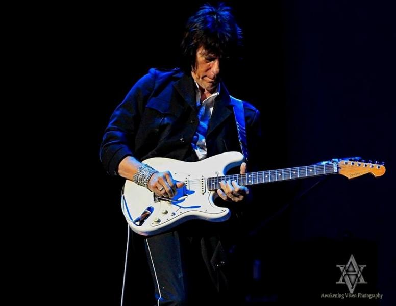 Jeff Beck LIVE Perth 24 April 2014 by Awakening Vixen 4