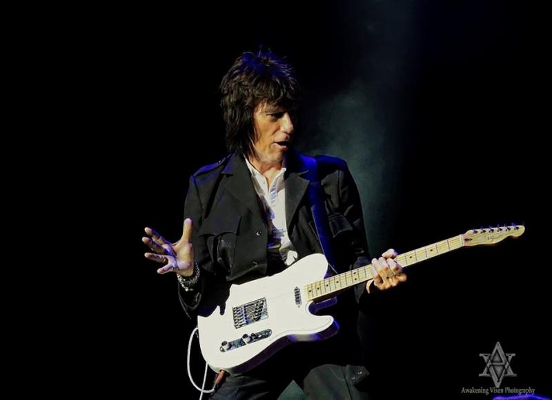 Jeff Beck LIVE Perth 24 April 2014 by Awakening Vixen 5