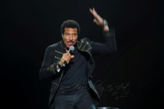 Lionel Ritchie LIVE Perth 2 March 2014 by Maree King