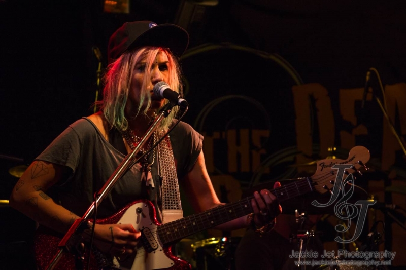 Axe Girl Live Perth 4 Dec 2014 by Jackie Jet  (4)