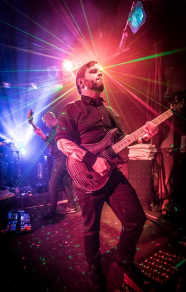 Between The Buried And Me - Perth 25 Feb 2016 by Stu McKay (2)