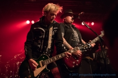 LIVE Black Stone Cherry Perth 24 April 2017 by Pete Gardner