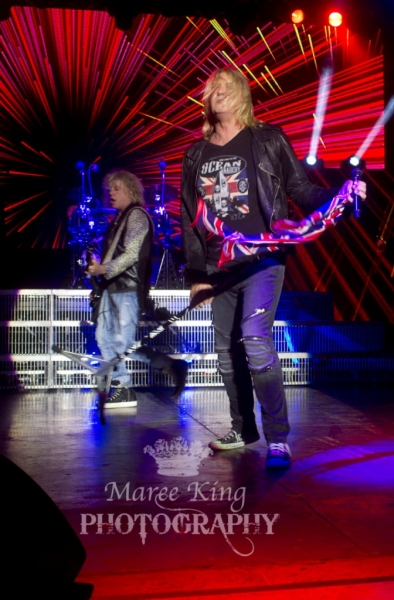 LIVE Def Leppard Perth 21 Nov 2015 by Maree King (7)