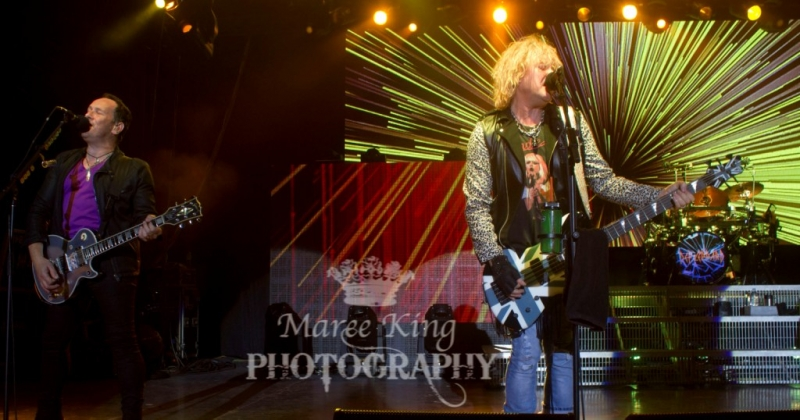 LIVE Def Leppard Perth 21 Nov 2015 by Maree King (8)