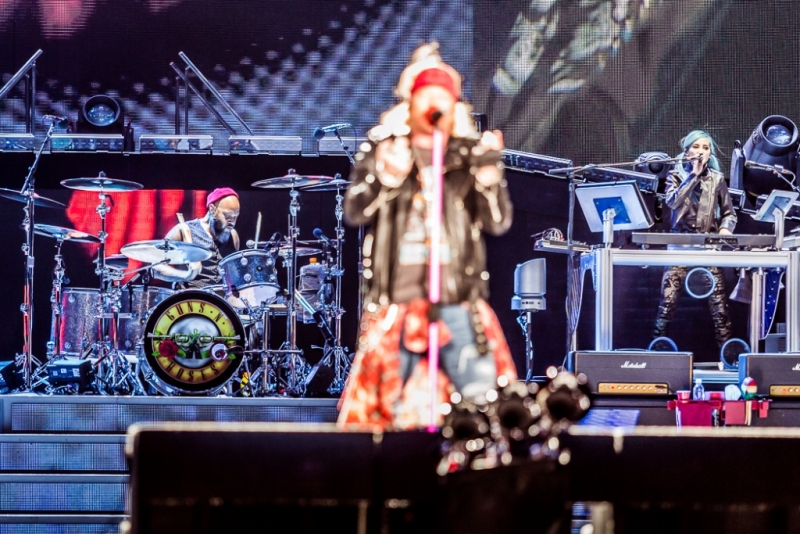 Guns n Roses LIVE Perth 21 Feb 2017 by Stuart McKay (24)