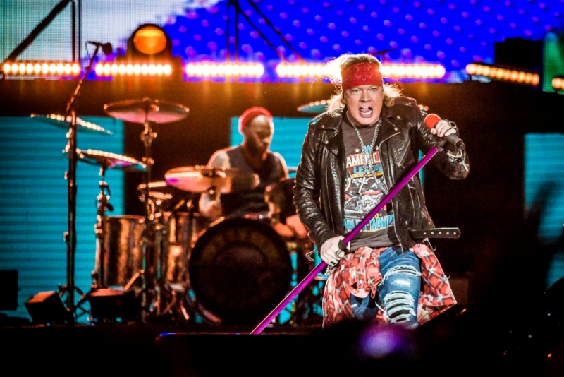 Guns n Roses LIVE Perth 21 Feb 2017 by Stuart McKay (3)