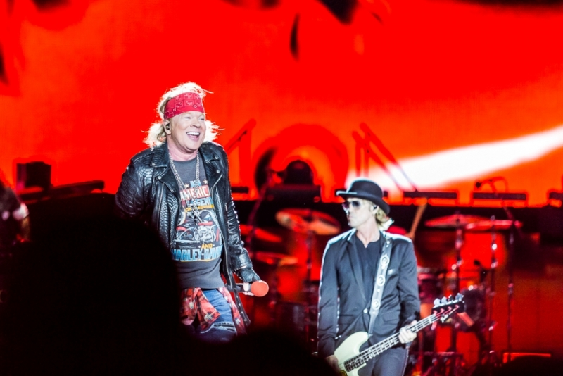Guns n Roses LIVE Perth 21 Feb 2017 by Stuart McKay (32)