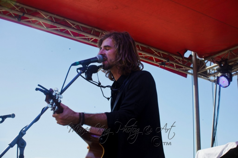 Live - Morgan Bain, Rottnest Island, 23 March 2014 by Maree King  (1)