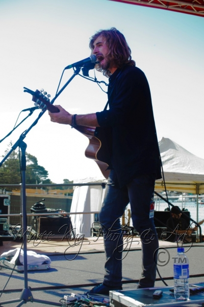 Live - Morgan Bain, Rottnest Island, 23 March 2014 by Maree King  (3)