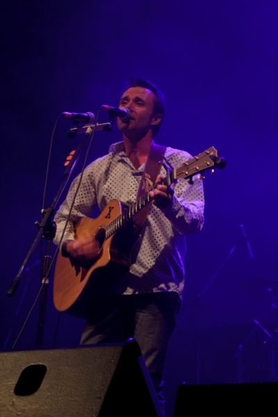 LIVE Cowboy X 23 Aug 2014 supporting James reyne by Maree King  (1)