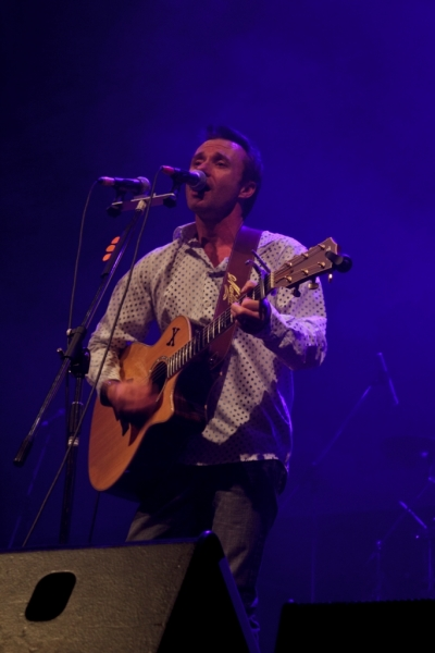 LIVE Cowboy X 23 Aug 2014 supporting James reyne by Maree King  (2)