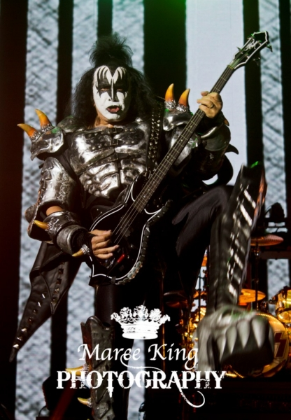 KISS LIVE in Perth 3 Oct 2015 by Maree King  (2)