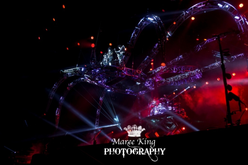 KISS LIVE in Perth 3 Oct 2015 by Maree King  (3)