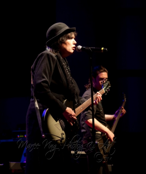 Martha Davis & The Motels LIVE Perth 12 March 2014 by Maree King  (5)