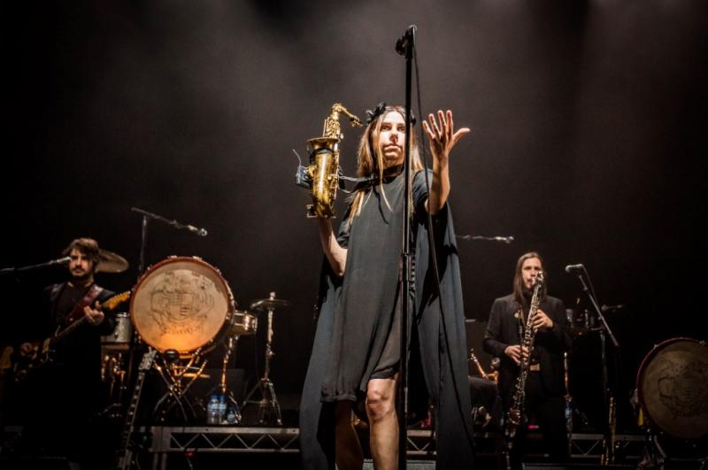 LIVE PJ Harvey Fremantle 17 Jan 2017 by Stuart McKay (12)