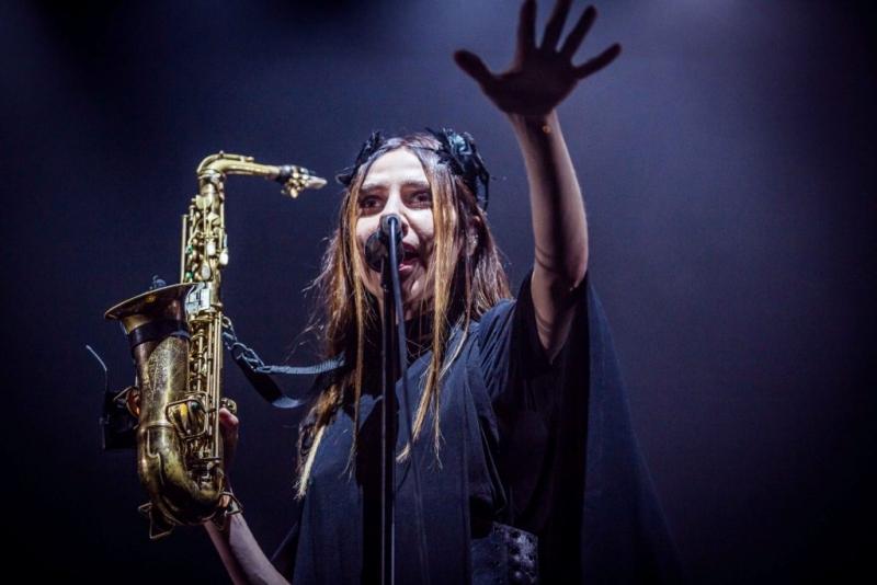 LIVE PJ Harvey Fremantle 17 Jan 2017 by Stuart McKay (13)