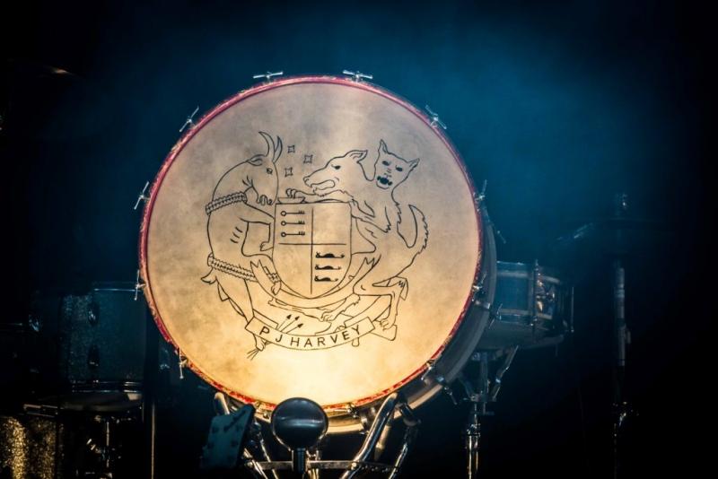 LIVE PJ Harvey Fremantle 17 Jan 2017 by Stuart McKay (2)