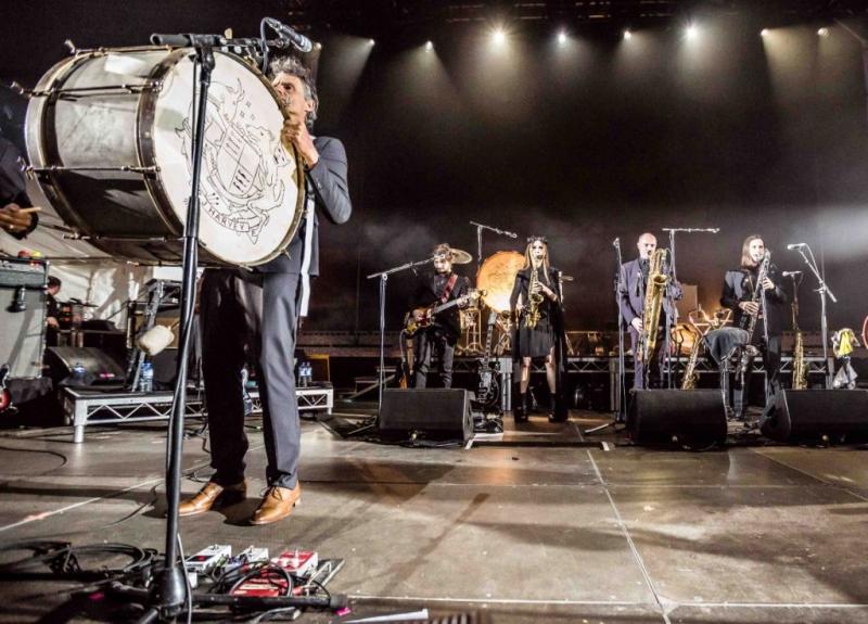 LIVE PJ Harvey Fremantle 17 Jan 2017 by Stuart McKay (5)
