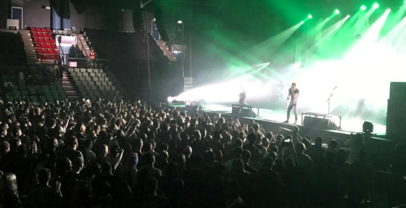 LIVE Rise Against Perth 7 Feb 2018 by Mel Scrafton (5)