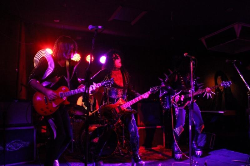 KISStake live Fremantle 23 Aug 2014  (1)
