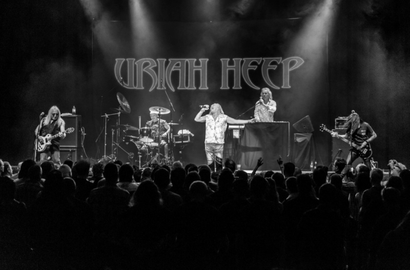 LIVE: URIAH HEEP, Perth, WA – 24 March, 2015 | 100% ROCK