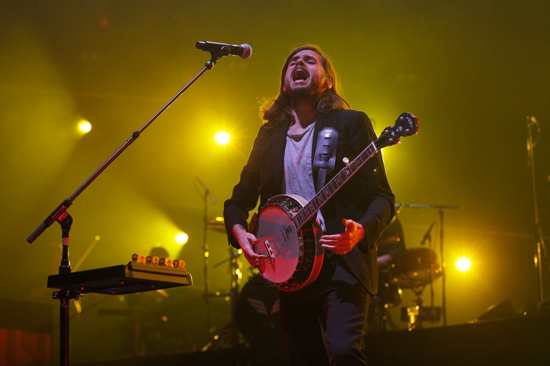 Mumford & Sons LIVE Perth 27 Jan 2019 by Michael Farnell (25)