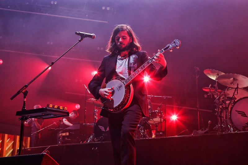 Mumford & Sons LIVE Perth 27 Jan 2019 by Michael Farnell (49)