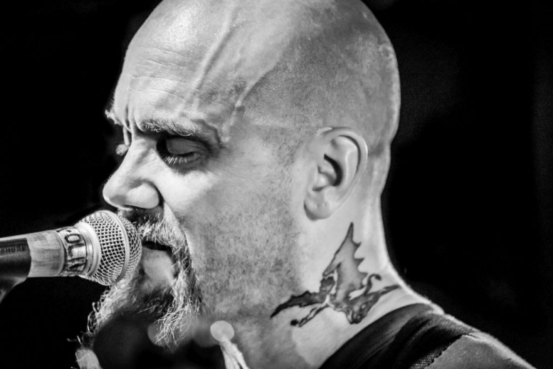Nick Oliveri LIVE Perth 2017 04 02 by Stuart McKay (16)