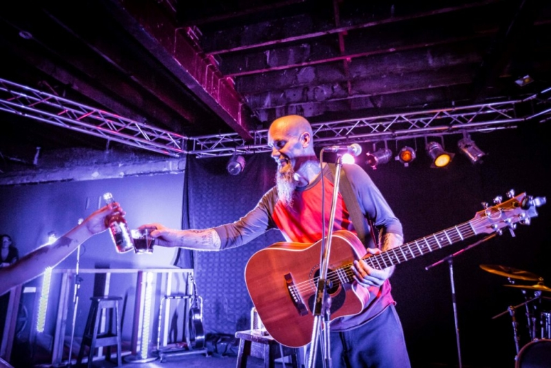 Nick Oliveri LIVE Perth 2017 04 02 by Stuart McKay (19)