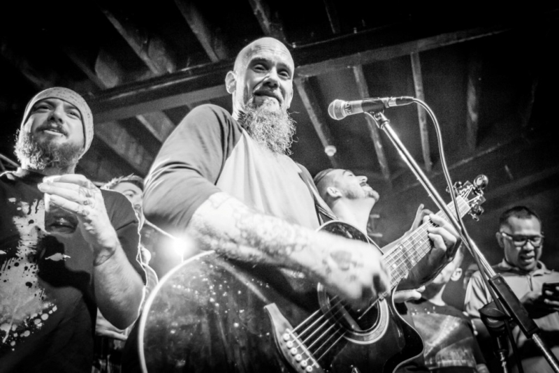 Nick Oliveri LIVE Perth 2017 04 02 by Stuart McKay (30)