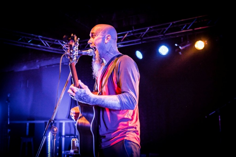 Nick Oliveri LIVE Perth 2017 04 02 by Stuart McKay (8)