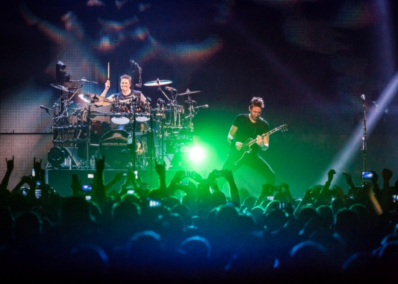 Nickelback Live in Perth 26 May 2015 by Stuart McKay (1)