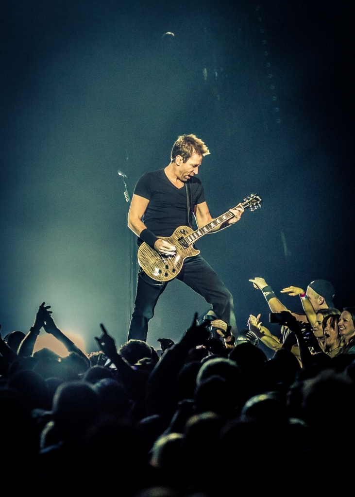 Nickelback Live in Perth 26 May 2015 by Stuart McKay (12)