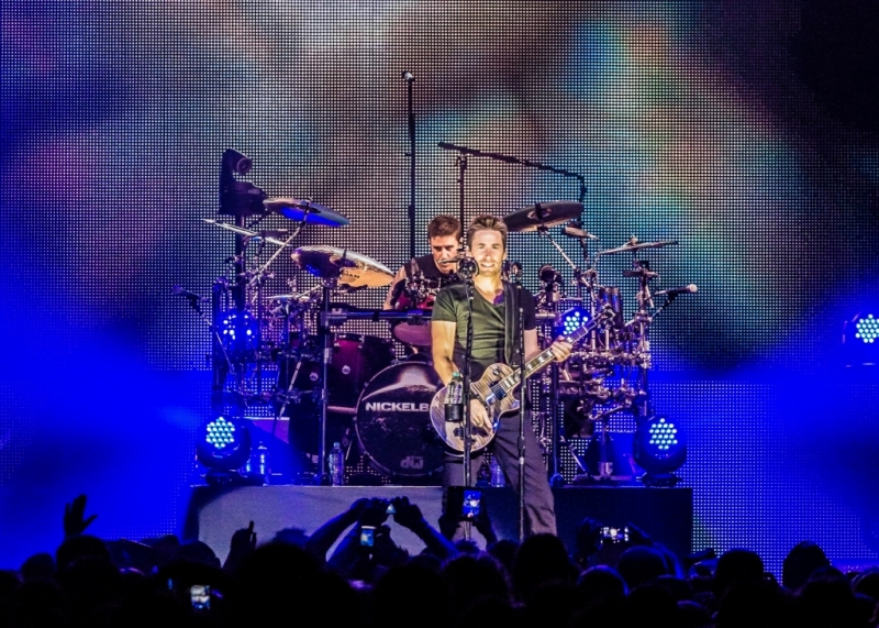 Nickelback Live in Perth 26 May 2015 by Stuart McKay (14)