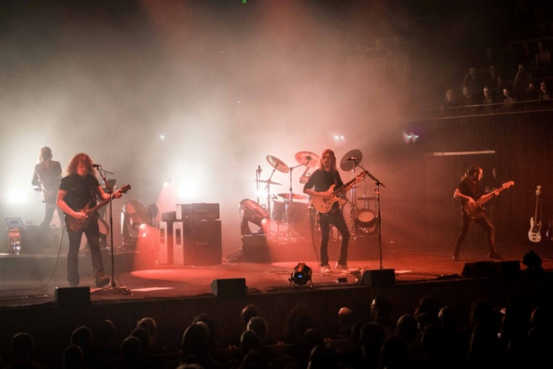 Opeth LIVE Sydney Opera House 6 Feb 2017 by Stuart McKay (2)