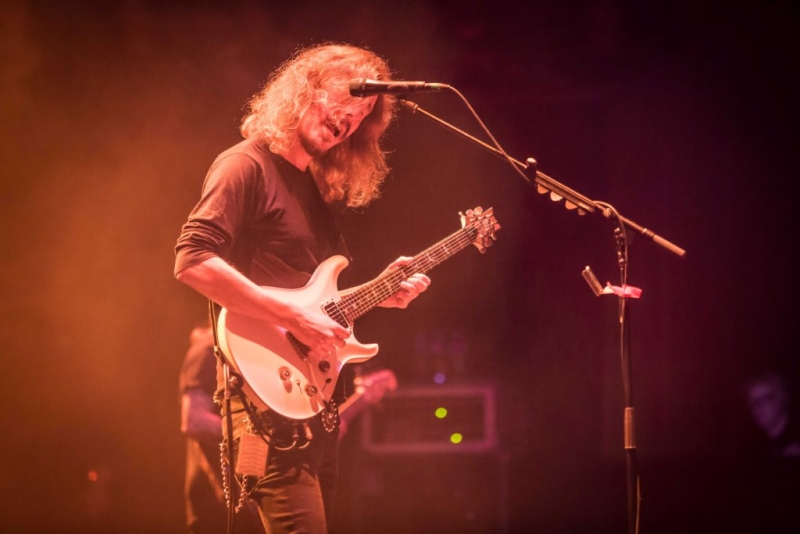 Opeth LIVE Sydney Opera House 6 Feb 2017 by Stuart McKay (7)