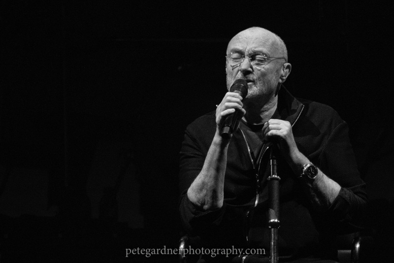 Phil Collins Perth 28 Jan 2019 by Pete Gardner (2)