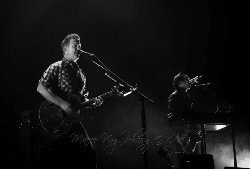 QOTSA Live Perth 11 March 2014 by Maree King  (3)