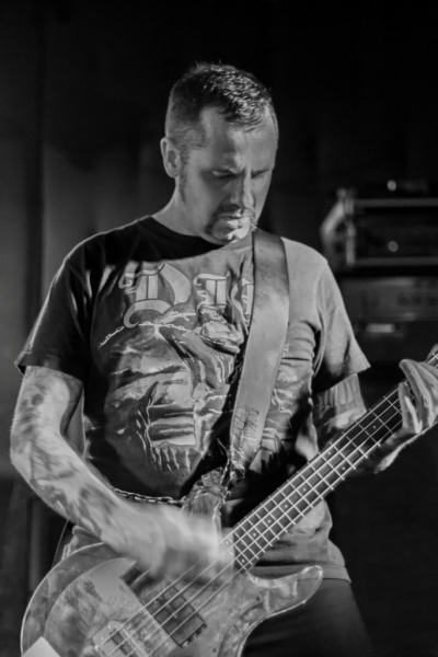 High Tension supporting Shihad in Fremantle 31 Oct 2014 by Stuart McKay  (2)