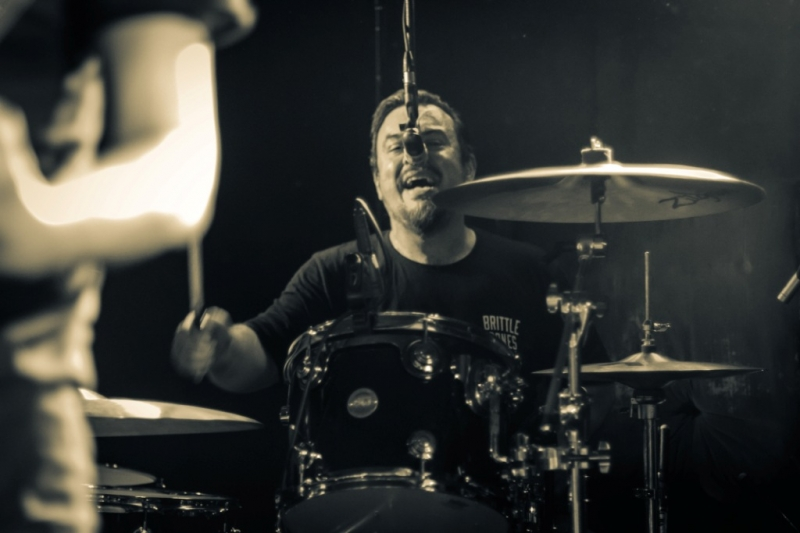 SHIHAD Live in Fremantle 31 Oct 2014 by Stuart McKay  (17)