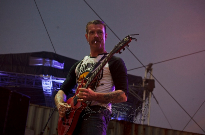 Soundwave Perth 2014 by Maree King - Eagles Of Death Metal  (1)