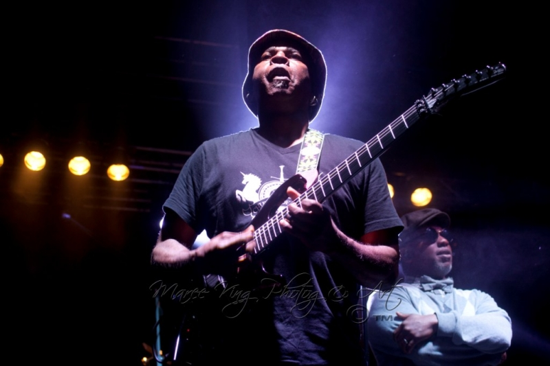 Soundwave Perth 2014 by Maree King - Living Colour  (3)