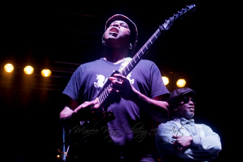 Soundwave Perth 2014 by Maree King - Living Colour  (4)