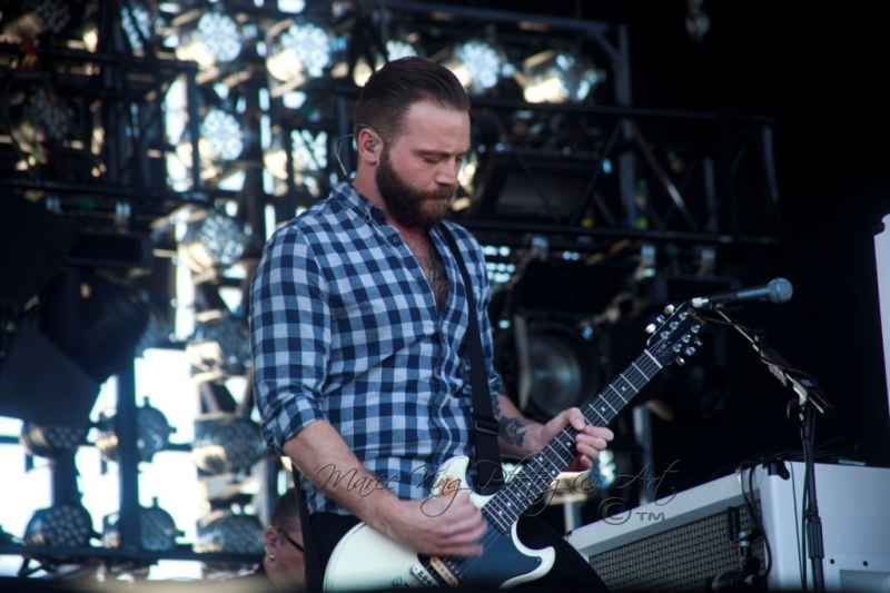 Soundwave Perth 2014 by Maree King - Placebo  (5)
