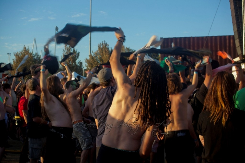 Soundwave Perth 2014 by Maree King - Skindred  (2)