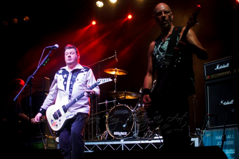 Soundwave Perth 2014 by Maree King - Stiff Little Fingers  (2)