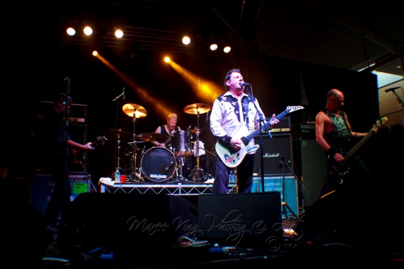Soundwave Perth 2014 by Maree King - Stiff Little Fingers  (5)